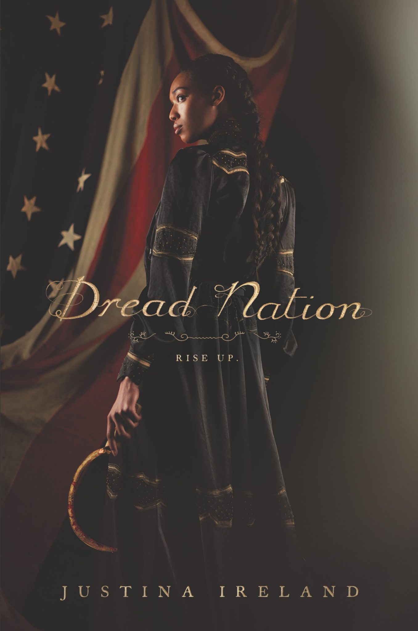 Cover for Dread Nation by Justina Ireland